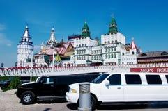 Izmailovsky Kremlin, Moscovo, Rússia Foto de Stock Royalty Free