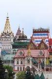 Izmailovsky Kremlin Royalty Free Stock Photos