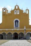 Izmal em México fotografia de stock