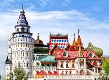 Izmaylovo Kremlin Royaltyfri Foto