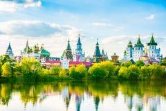 Izmaylovo Kremlin in Moscow, Russia Stock Image