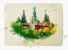 Izmaylovo Kremlin Stock Image