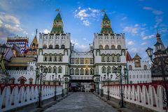 Izmaylovo Kremlin Royalty Free Stock Images