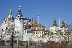 Izmaylovo vernisage, Moscow Stock Photos