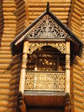 Izmaylovskiy Kremlin in Moscow Russia. Izmaylovskiy Kremlin in Moscow, Russia, wooden architecture, detail Stock Photos