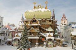 Izmaylovsky el Kremlin fotografía de archivo