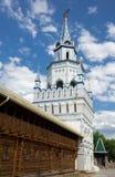 Izmaylovsky el Kremlin en Moscú Configuración rusa imagen de archivo