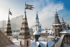 Izmaylovsky Kremlin Stock Image