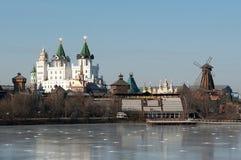 Izmaylovsky Kremlin Zdjęcie Royalty Free