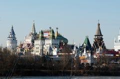 Izmaylovsky Kremlin Fotografia Royalty Free