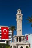Башня часов Izmir Стоковое фото RF