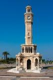 Башня с часами Izmir Стоковое Изображение RF