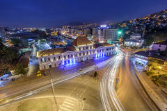 Izmir basmane railway station Royalty Free Stock Photography