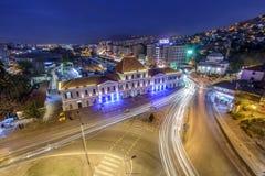 Izmir basmane railway station Royalty Free Stock Photography