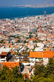 IZMIR, birds eye view Stock Photo