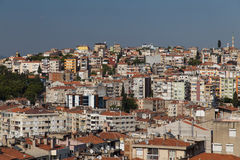 Izmir City Royalty Free Stock Photography