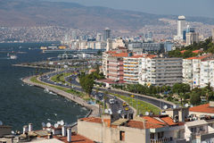 Izmir City Stock Images