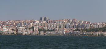 Izmir City, Turkey Royalty Free Stock Photography