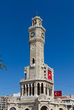 Izmir Clock Tower Royalty Free Stock Photos