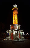 Izmir clock tower Royalty Free Stock Photography