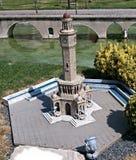 Izmir clock tower. Building Royalty Free Stock Photography