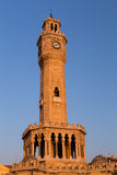 Izmir Clock Tower Royalty Free Stock Photo