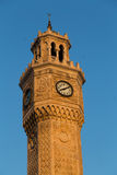 Izmir Clock Tower Royalty Free Stock Photography