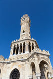 Izmir-Glockenturm, die Türkei Stockbild
