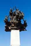 Izmir Gundogdu Monument Royalty Free Stock Image