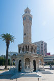 Izmir Historical clock tower Royalty Free Stock Image