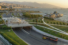 İzmir Konak Square Royalty Free Stock Image