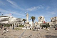 İzmir Konak Square Royalty Free Stock Photography