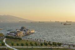 İzmir Konak Square Stock Photography