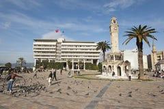 İzmir Konak Square Royalty Free Stock Photos