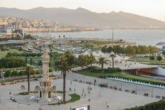 İzmir Konak Square Stock Photos