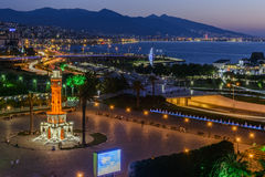 İzmir Konak Square Royalty Free Stock Images