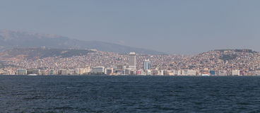 Izmir miasto, Turcja Zdjęcia Royalty Free