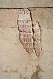 Izmir-peru das ruínas de Ephesus Fotografia de Stock Royalty Free