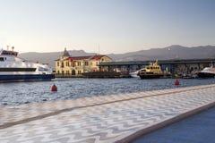 Izmir Smyrna/Turkije royalty-vrije stock foto