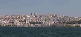 Izmir stad, Turkiet Royaltyfri Fotografi
