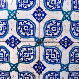Izmir tiles Royalty Free Stock Photos