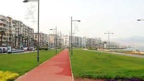 IZMIR, TURKEY - MAY 2015: general city view, daliy life stock footage