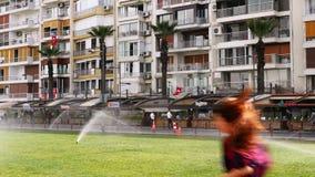 IZMIR, TURKEY - MAY 2015: general city view, daliy life stock video footage