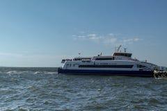 Izmir, Turquie - octobre - 6 - 2018 : Ferry-boat image libre de droits