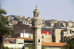 Izmir. A view from Konak Square, izmir. izmir is the third most populous city in Turkey. in Izmir, Turkey royalty free stock image