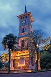 Izmit Clock Tower. Historical ottoman building Stock Photos