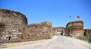Iznik Gate Stock Images