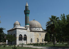 Iznik Green Mosque. Stock Photography