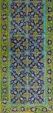 Iznik mosaic tiles Stock Photos
