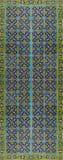Iznik mosaic tiles Stock Image